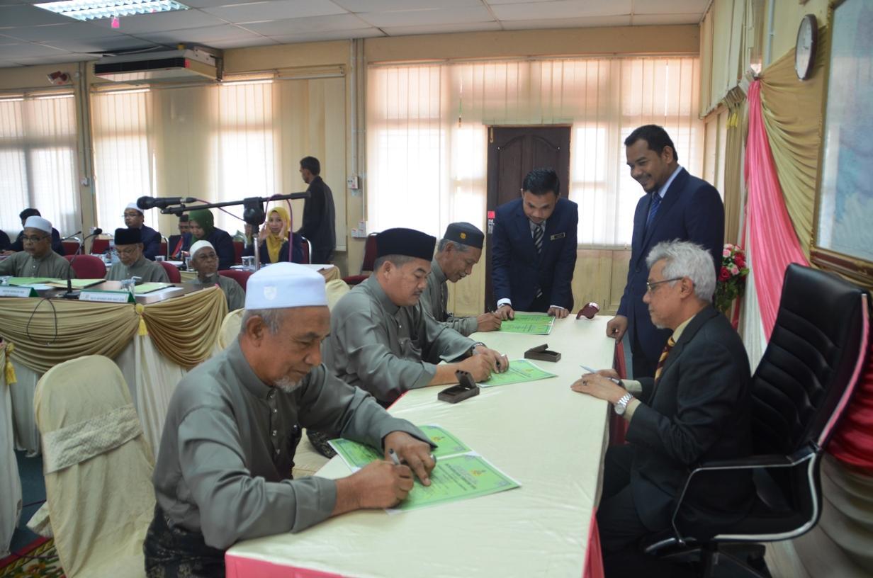 Ahli Majlis 2018